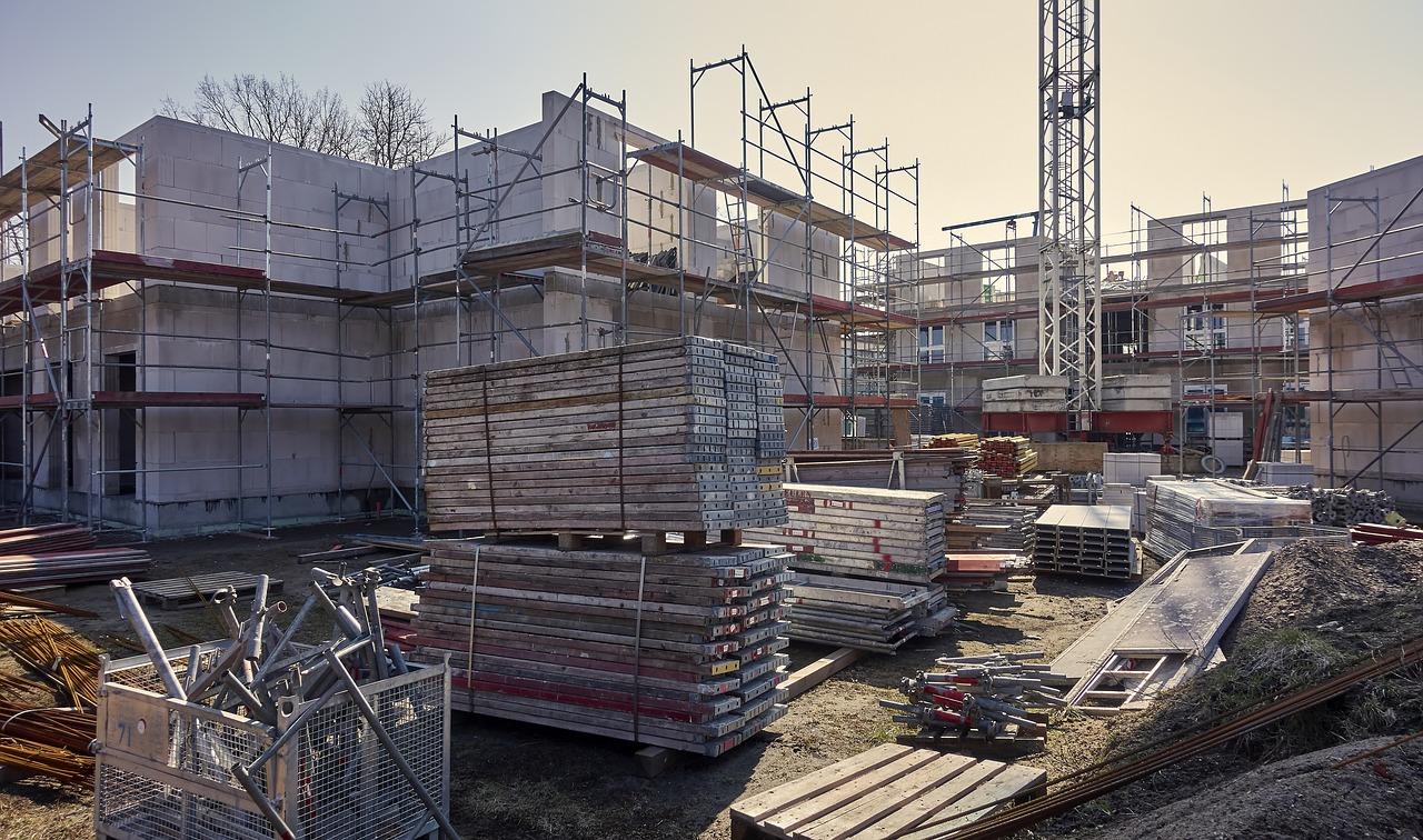 [PROJET] Simulation de construction de bâtiments