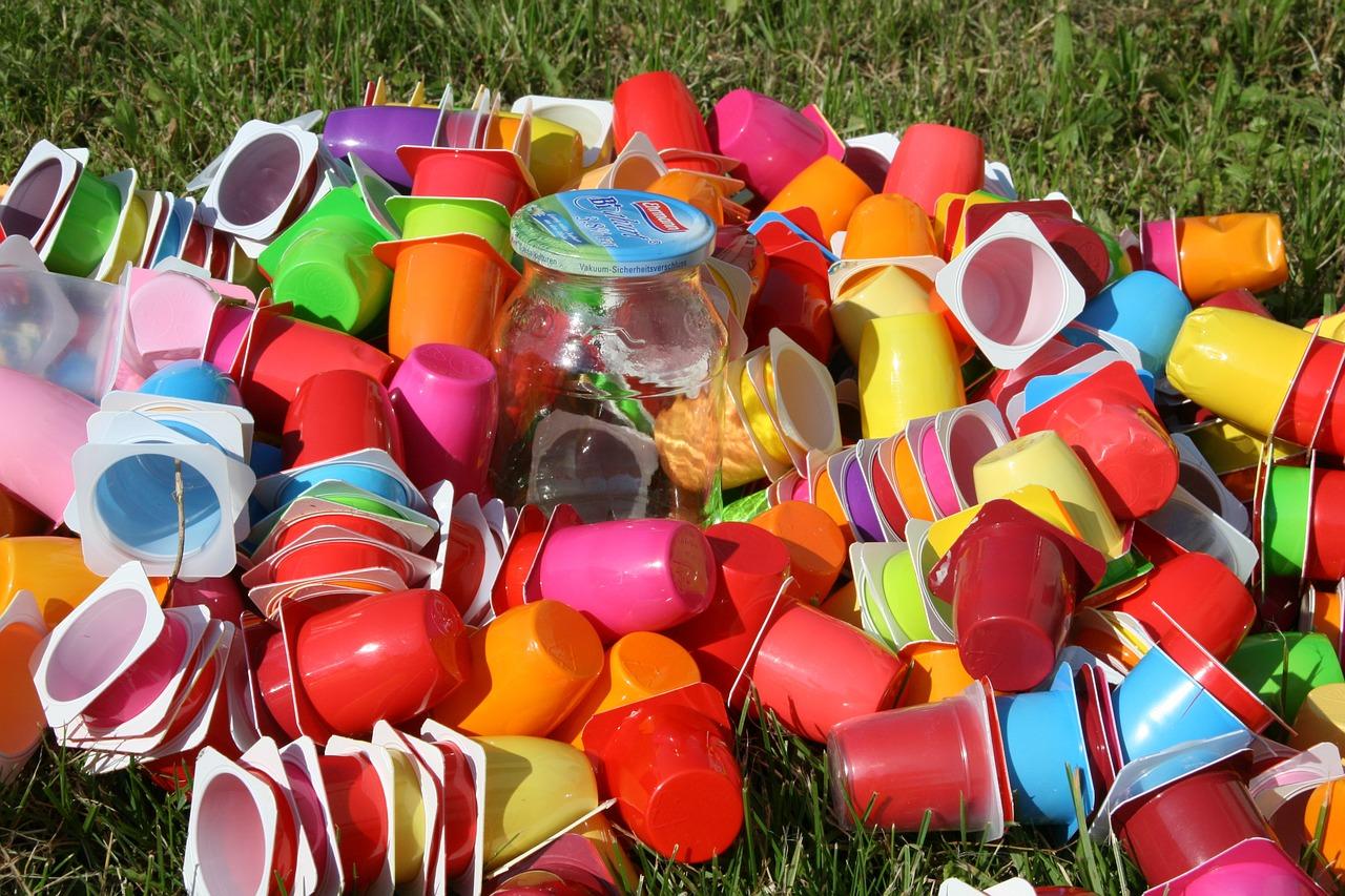 [PROJET][NON VALIDE] Traitement et recyclage des déchets (Haïti)