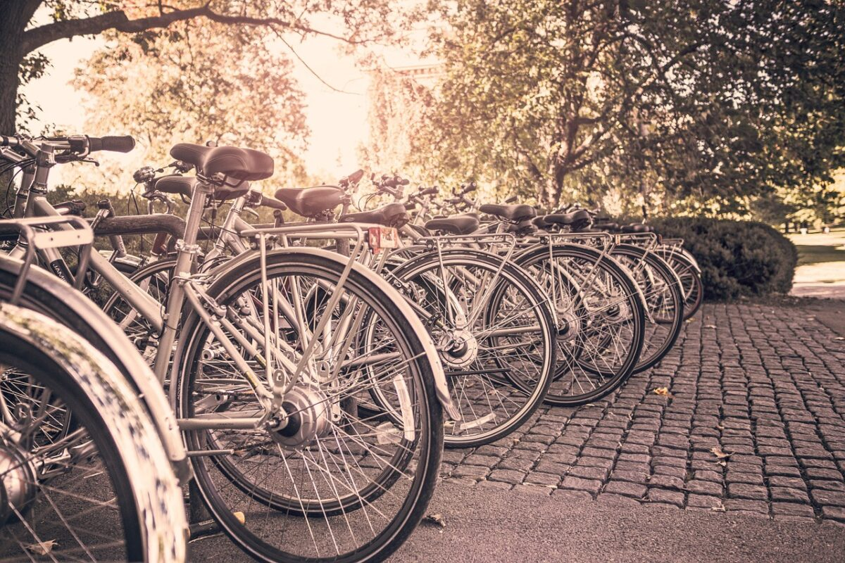 [PROJET] Création d'un parking vélo coopératif